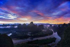 Longsheng e Li River Excursão de fotos ao amanhecer de 3 dias
