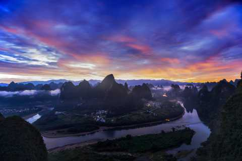 Longsheng and Li River 3–Day Sunrise Photo Tour