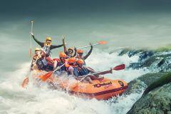 Rio Ayung: Aventura de Rafting com Tudo Incluído