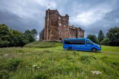 De Edimburgo: Excursão de 1 Dia às Locações de
