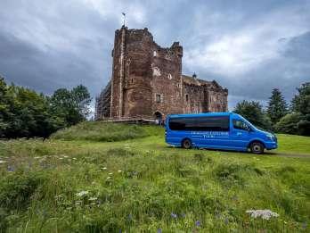 """Ab Edinburgh: Ganztägige """"Outlander""""-Entdeckungstour"""