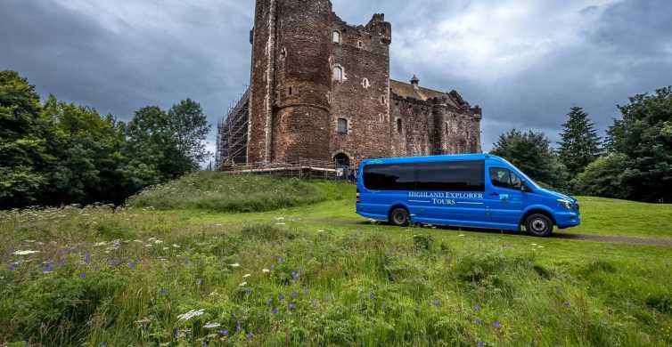 """From Edinburgh: Full-Day """"Outlander"""" Explorer Tour"""