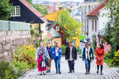 Oslo: 2.5-Hour Hipster Tour
