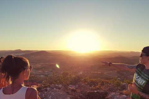 Algarve: Sunset Jeep Safari Tour