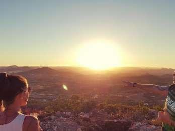 Algarve: Jeep-Safari bei Sonnenuntergang. Foto: GetYourGuide