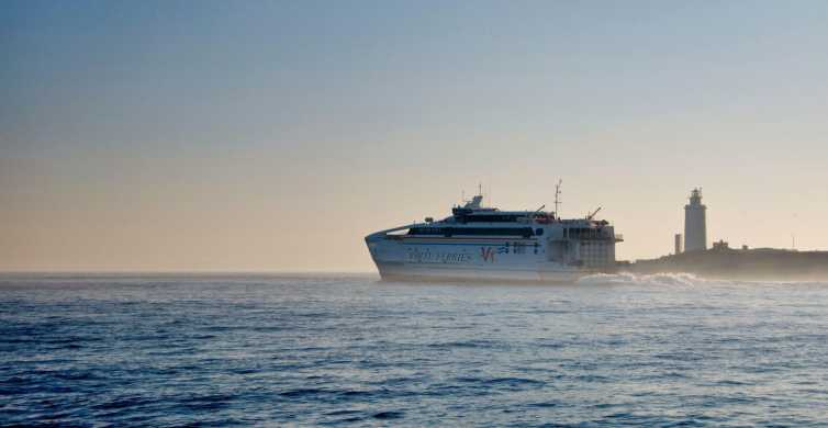 Tarifa to Tangier Round-Trip Ferry Tickets