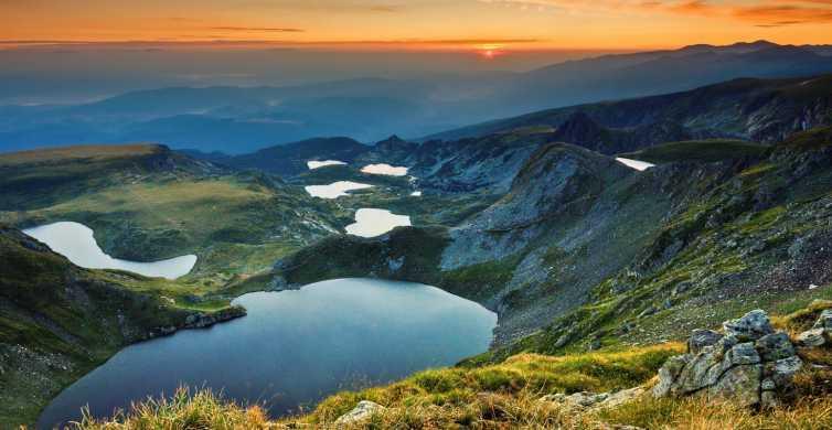 7 Рильских озер и Рильский монастырь: тур на день из Софии