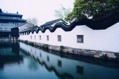 De Hangzhou: excursão em grupo pela cidade de água de Wuzhen de dia inteiro