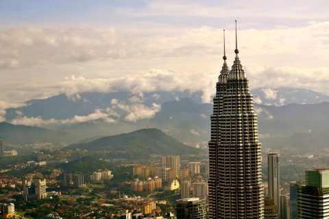 From KLIA or Port Klang: Kuala Lumpur Transit Tour