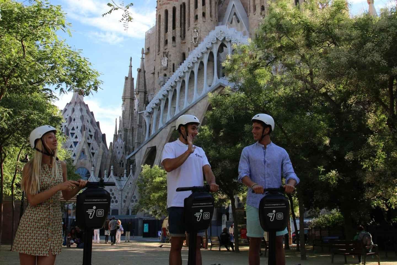 2,5-stündige Gaudí Segway Tour