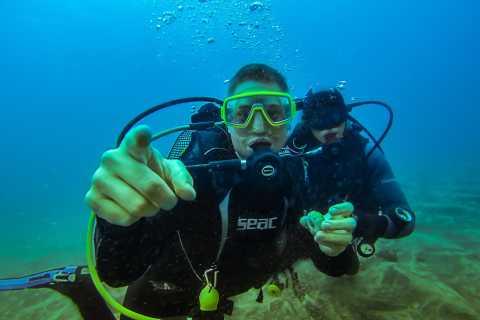 Teneriffa: PADI Tauchkurs im offenen Meer - 3 Tage