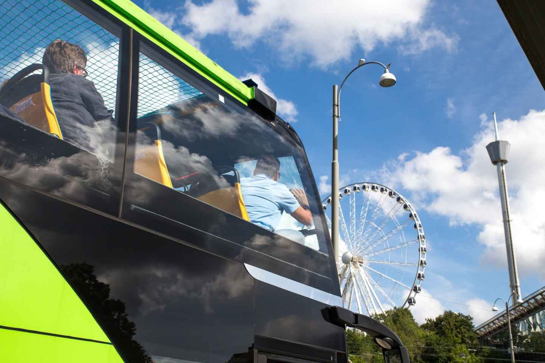 Göteborg: 24 Stunden Hop-On-/Hop-Off-Busticket