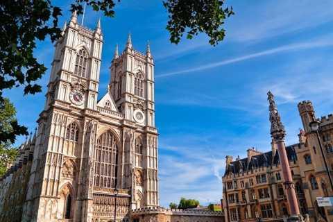 Londra: tour dell'abbazia di Westminster e dei siti reali