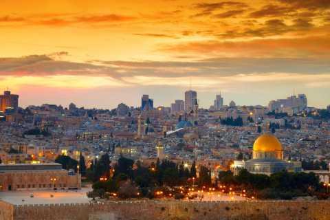 Jerusalem, Dead Sea, and Bethlehem Tour