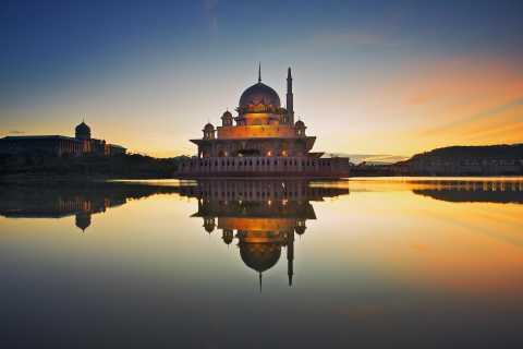 Kuala Lumpur, Putrajaya & Batu-Höhlen: Private Tour