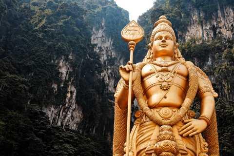 Kuala Lumpur: Private Tour zu den Batu Caves