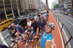 São Paulo: Excursão de Bike pelo Centro Histórico