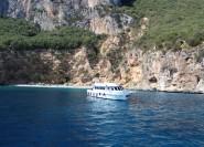 Ab Cagliari: Hop-On/Hop-Off-Bootstour im Golf von Orosei