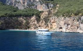 Cagliari: Orosei Gulf Hop-On Hop-Off Mini Cruise