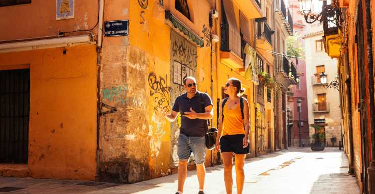 Valencia Old City Private Walking Tour