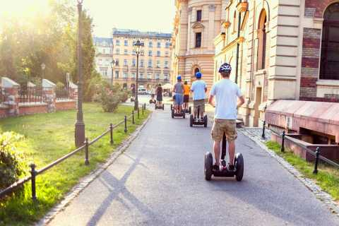 Krakow: 90-minutters guidet Segway-tur i den gamle bydel