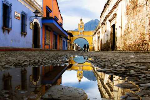 Antigua Full-Day Guided City Tour