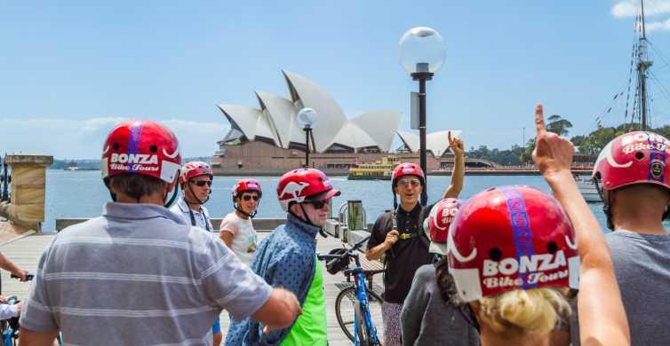 Sydney: Iconic Sights 4-Hour Bike Tour