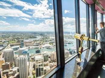 Sydney Attraction Pass: Sydney Tower Eye, Aquarium & mehr