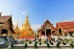 Chiang Mai: excursão de segway de 2 horas