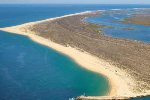 Ria Formosa: Tour to Paradise Boat Tour