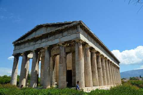 Athens: Guided Tour of Ancient Agora and Agora Museum