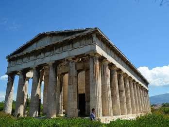 Athen: Führung antike Agora und Agora-Museum