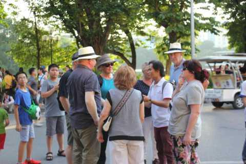 Hanoi Highlights: Całodniowa wycieczka po mieście małych grup z obiadem