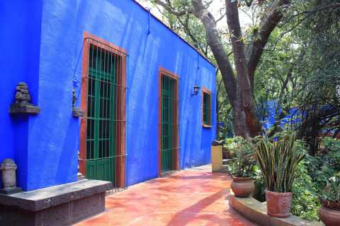 Excursão de 1 Dia Xochimilco, Coyoacán e Museu Frida Kahlo