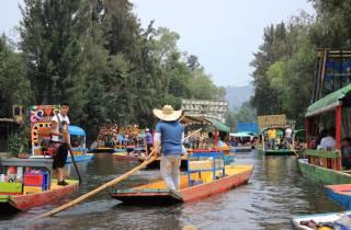 Xochimilco & Coyoacán: Tour mit Frida Kahlo Museum