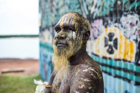 Tiwi Islands Cultural Day Tour from Darwin by Ferry