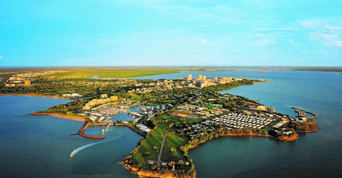 45-Minute Darwin Harbor Sightseeing Cruise