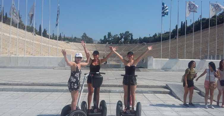 Athen: Erkundungstour Best-of Athen per Segway