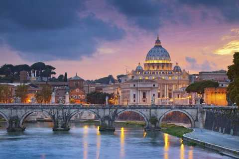 Rome: 4-Hour Vatican Highlights Skip-the-Line Private Tour
