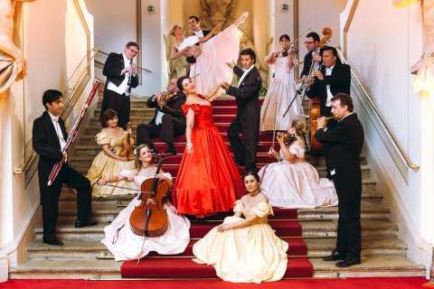 Vienne: billet pour concert orchestre Résidence