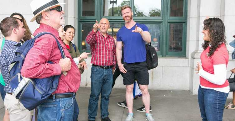 Lonely Planet-Erlebnisse: DC Morning Food Tour auf der H Street