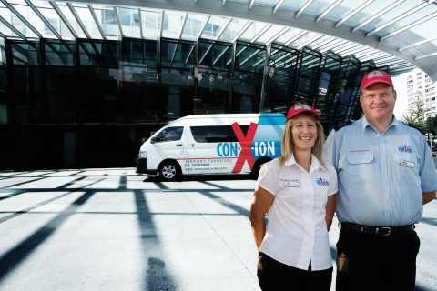 Aeroporto di Brisbane: trasferimento condiviso per Gold Coast
