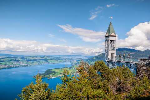 From Lucerne: Bürgenstock Panorama Photo Tour