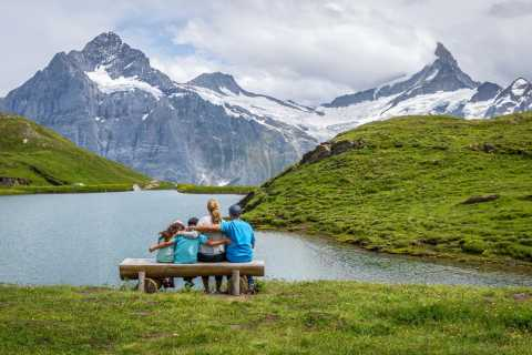 Grindelwald: Cliff Walk and Bachalpsee Trail