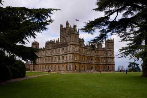 London: Downton Abbey, Cotswolds, and Highclere Castle Tour