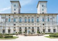 Rom: Eintrittskarte für die Galleria Borghese mit Begleitung