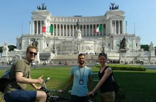 Rom: 3-stündige Fahrradtour