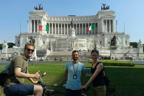 Rome 3-Hour Bike Tour