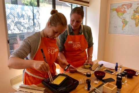 Tokyo: Wagyu & Kaiseki Cooking Class