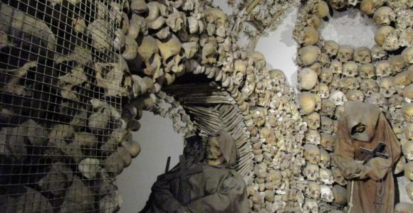 Rome: Capuchin Crypts Skip-the-Line Entrance Tickets
